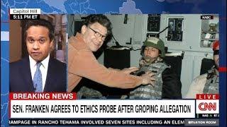 Now That Sen. Franken Faces Ethics Probe, Will He Resign? (CNN)