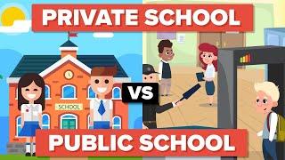 Private School vs Public School - How Do The Students Compare?