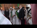 Trump participates in traditional Saudi ...mp3