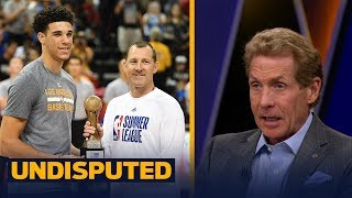 Lonzo Ball wins Summer League MVP - Skip Bayless says it