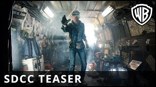 Ready Player One - SDCC Teaser - Warner Bros. UK
