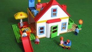 Playmobil Casa Familiar con Tobogán 6768 - Juguetes de Playmobil