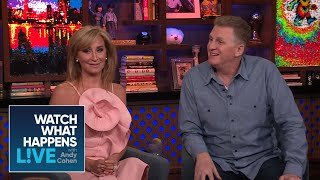 Sonja Morgan Says She Was Held At Knifepoint   RHONY   WWHL
