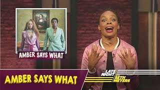 Amber Says What: Beyoncé and Jay-Z