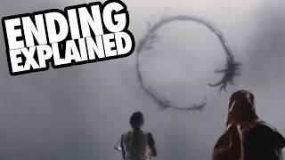 ARRIVAL (2016) Ending Explained