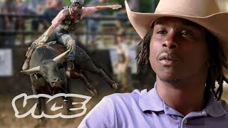 Being a Black Bull Rider in a Majority White Sport