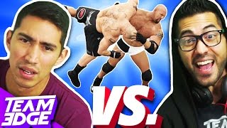 WWE Brother Battle Challenge!