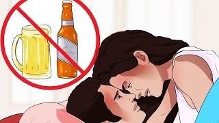 7 Dinge, die du NIEMALS vor dem SEX machen solltest!