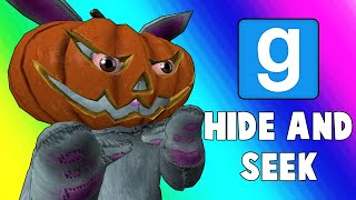 Gmod Hide and Seek Funny Moments - Halloween 2017 Edition! (Garry
