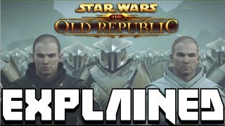The Eternal Twins – Old Republic Explained