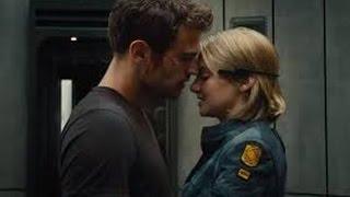 Allegiant - Tris and Four - I found Love