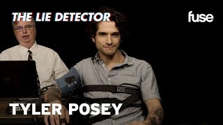 Tyler Posey Takes A Lie Detector Test
