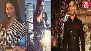 Deepika Padukone Tops It In The Followers List | Sara Ali Khan To Debut With Sushant