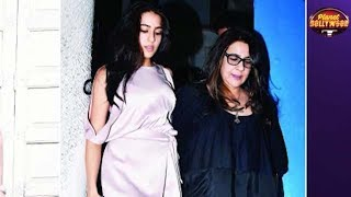 Amrita Singh Getting Over-Involved With Sara Ali Khan's Costumes In