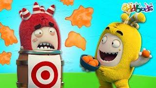 Oddbods | NEW | Carnival Conundrum | Funny Cartoons For Children