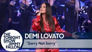 Demi Lovato: Sorry Not Sorry