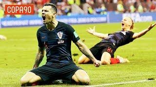 The Truth Behind Croatia's Incredible World Cup Run