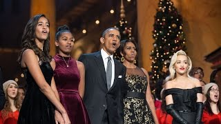 "President Obama Speaks at the ""Christmas in Washington"" Celebration"