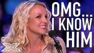 AWKWARD and AMAZING Times That X Factor JUDGES Knew The Contestants   X Factor Global