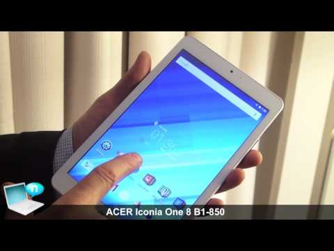 ACER Iconia One 8 B1 850