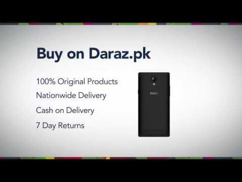 Haier Pursuit G30 Specifications - Daraz.pk