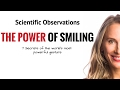 The Science Behind Smiling [How to know ...