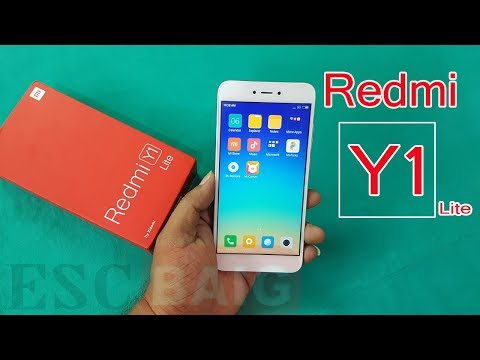 Xiaomi Redmi Y1 Lite - Unboxing and Quick Review