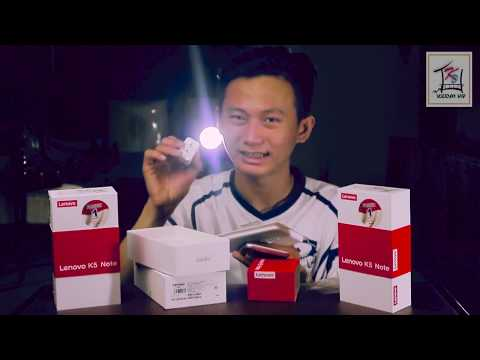 Review Lenovo K5 Note 2018 INDONESIA ! Lumayan sihhhh ... tapiiii ...
