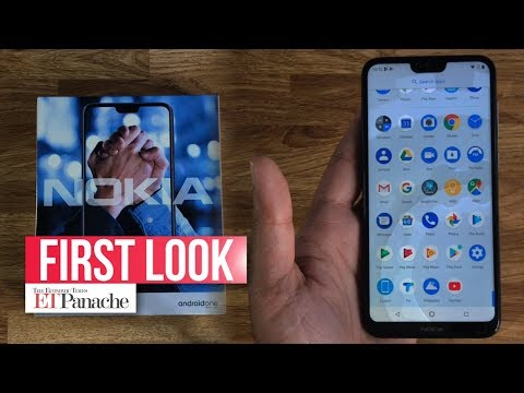 Nokia 6.1 Plus: Unboxing And First Look | ETPanache