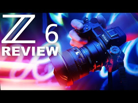 Nikon Z6 Mirrorless Hands On Review - BEST Camera of 2019?