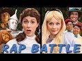 DOROTHY vs ALICE: Princess Rap Battle (E...