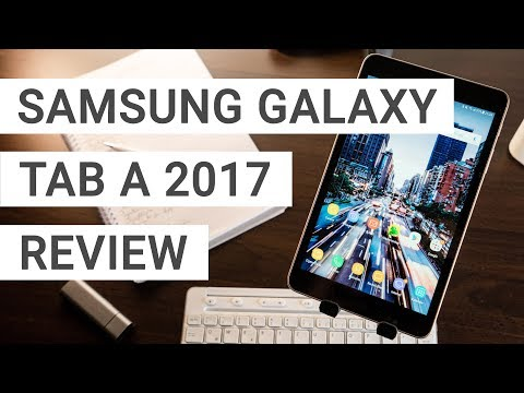 Samsung Galaxy Tab A 8.0 2017 Review - How Good Is It Really?
