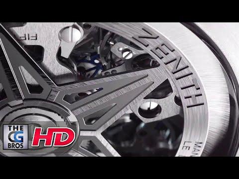 CGI 3D Animated Spot: