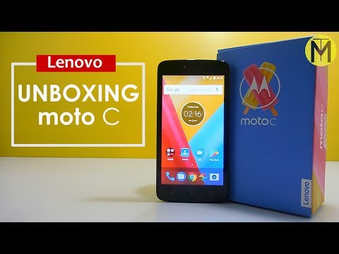 Motorola Moto C : Unboxing & Hands-On Indonesia