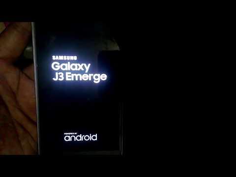 samsung galaxy j3 emerge hard reset