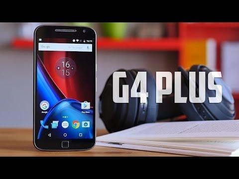 Motorola Moto G4 Plus, review en español