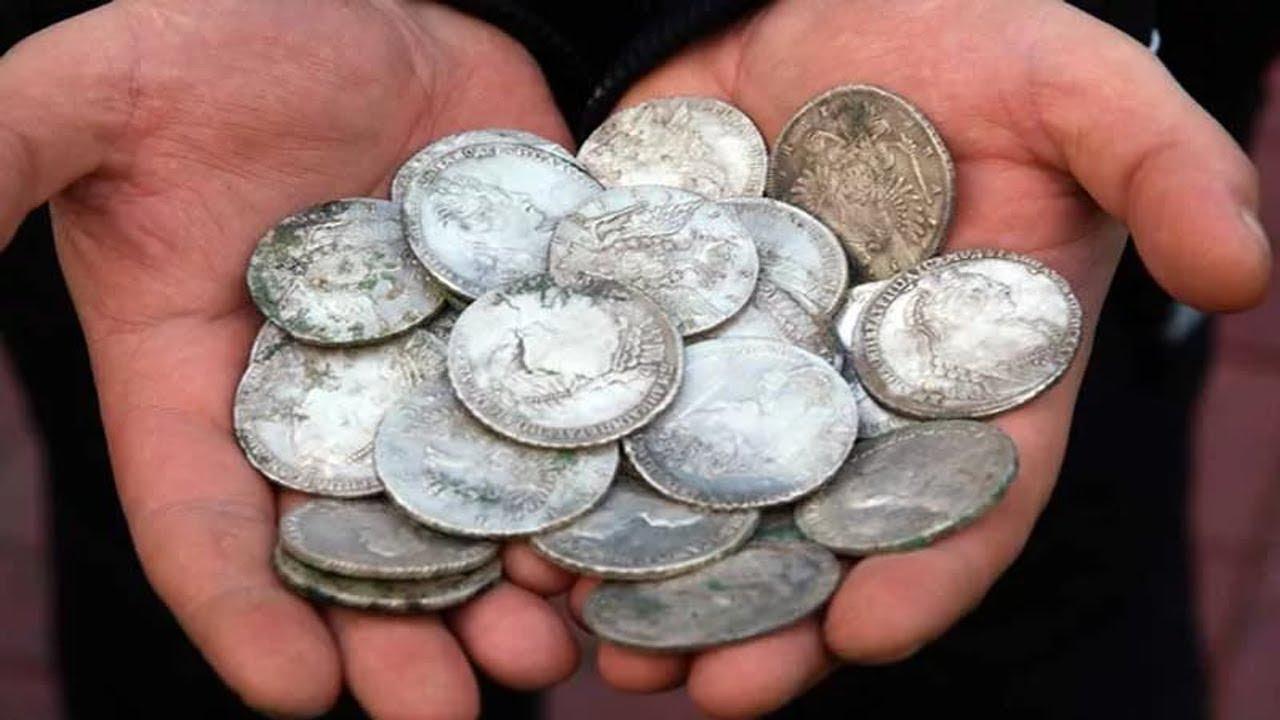 Где в свердловской области найти серебряные монетв.