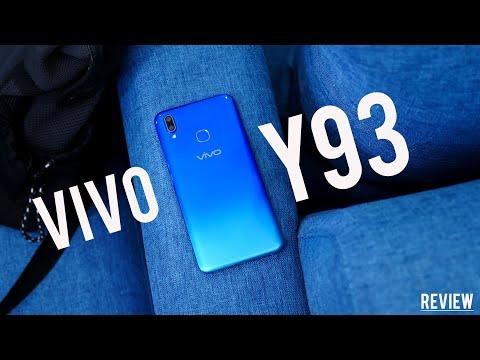 វីដេអូបង្ហាញពីស្មាតហ្វូនលំដាប់បង្គួរម៉ូឌែលថ្មី vivo Y93 ($169)