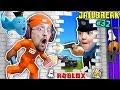 ROBLOX JAILBREAK! FGTEEV Escapes Jail @ ...