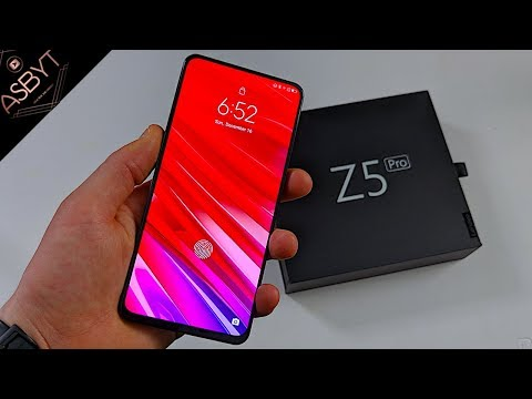 Lenovo Z5 Pro - UNBOXING & First REVIEW! (English)