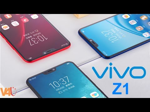 VIVO Z1 Release Date, Price, Specifications, Features, 24MP Selfie Camera, Launch, Official, Trailer