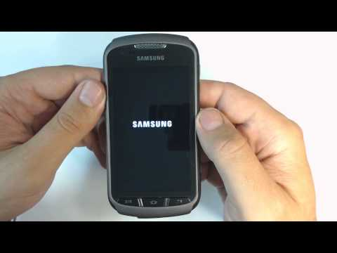 Samsung Galaxy Xcover 2 S7710 hard reset