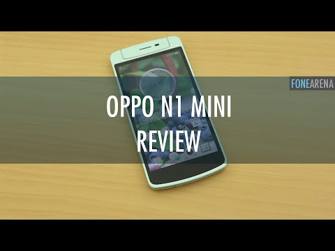 Oppo N1 Mini Review