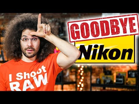 PROOF Nikon's FAILING?! LEICA Challenges SONY with THIS?