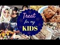 Kids' Day Vlog/Idiyappam Green moong d...