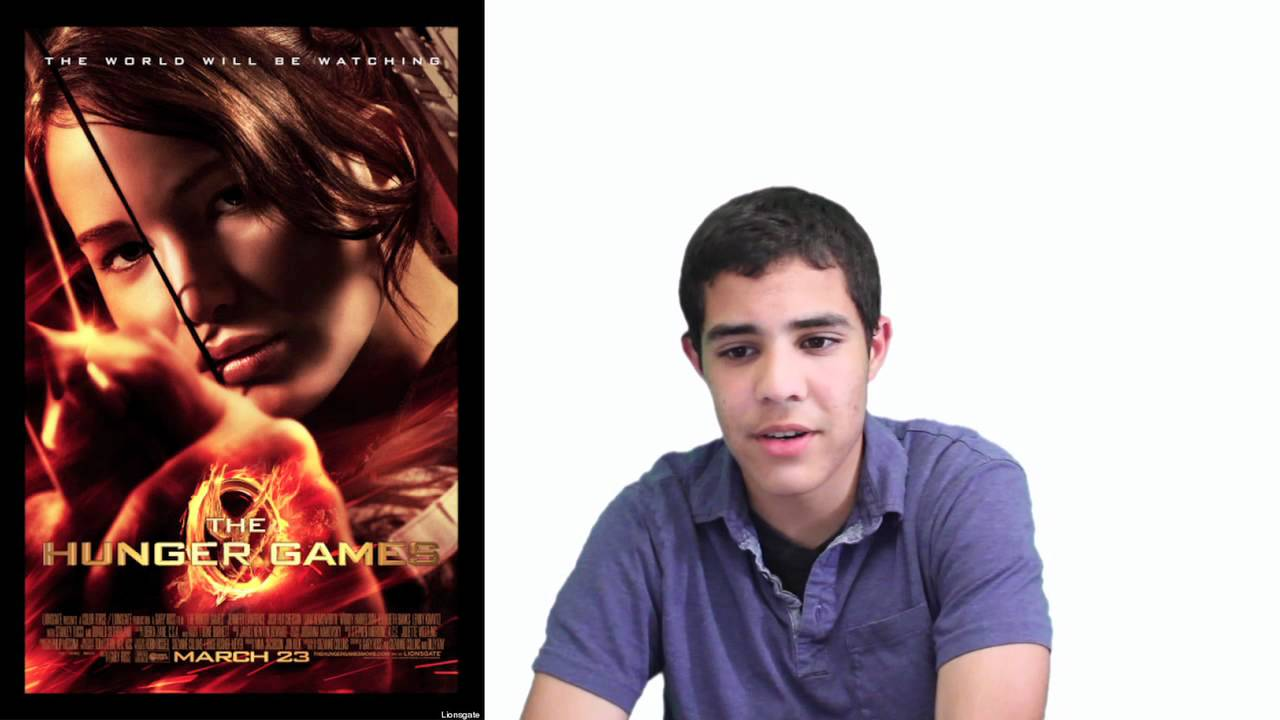 hunger games movie review for sociology