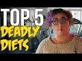 TOP 5 DEADLIEST DIET FADS // Dark 5   Sn...
