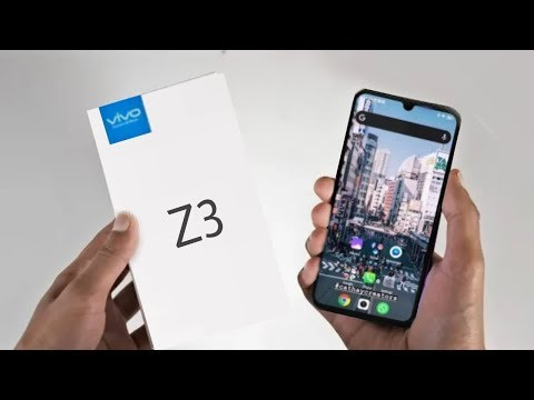 Vivo Z3i First Impression And Overview