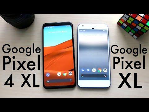Google Pixel 4 XL Vs Google Pixel XL! (Should You Upgrade?) (Review)
