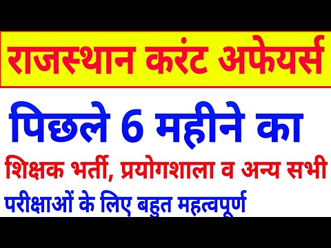 Last Six Month Current Affairs Pdf In Hindi